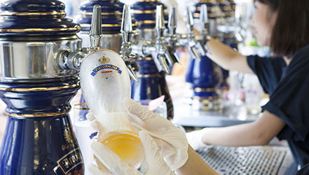オクトーバーフェストビール